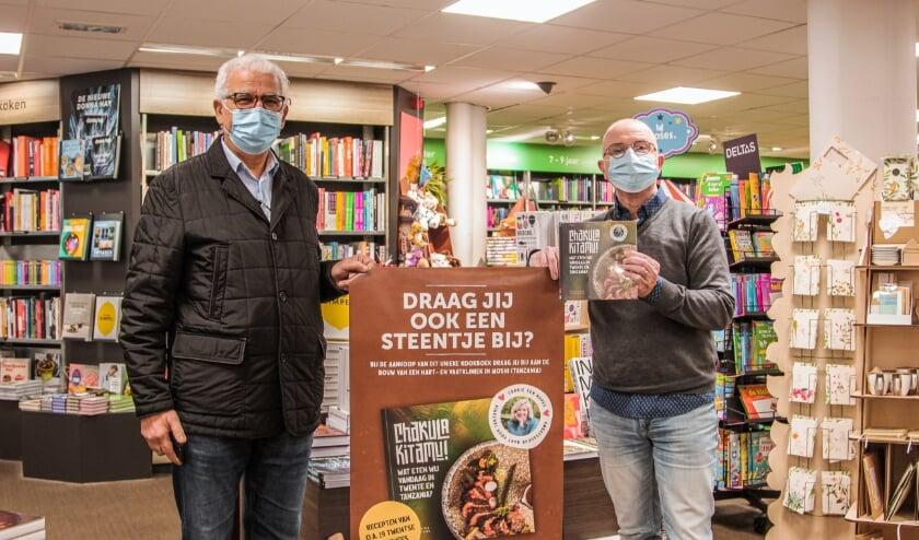 <p>Missie: Hart van Tanzania, Chakula Kitamu is verkrijgbaar bij boekhandel Broekhuis (Foto: Carrie: Janita Sassen)</p>