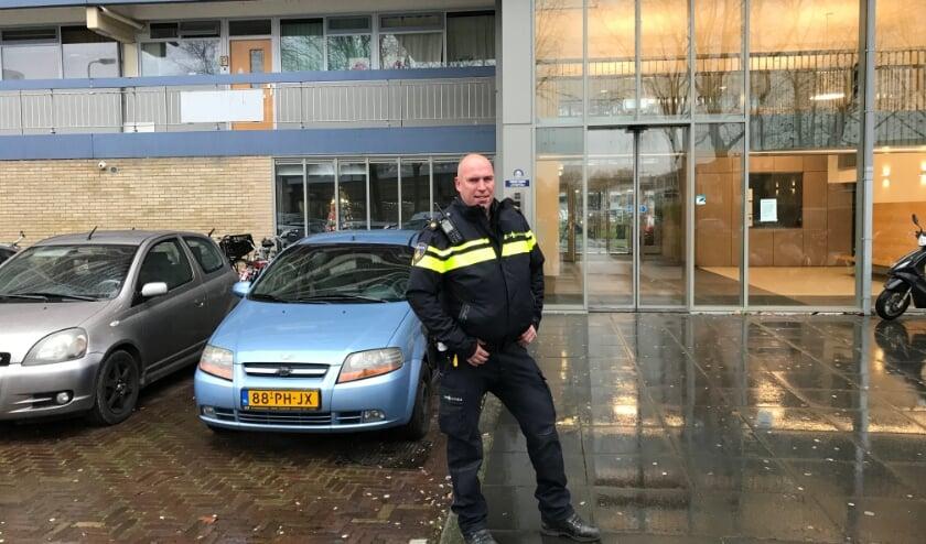 Richard Smit in zijn wijk: Buitenhof