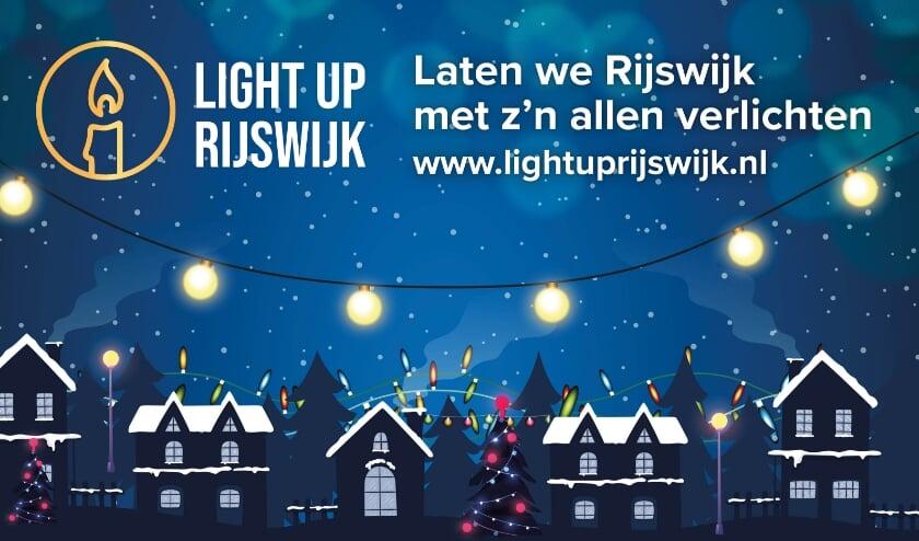 Actie Light Up Rijswijk