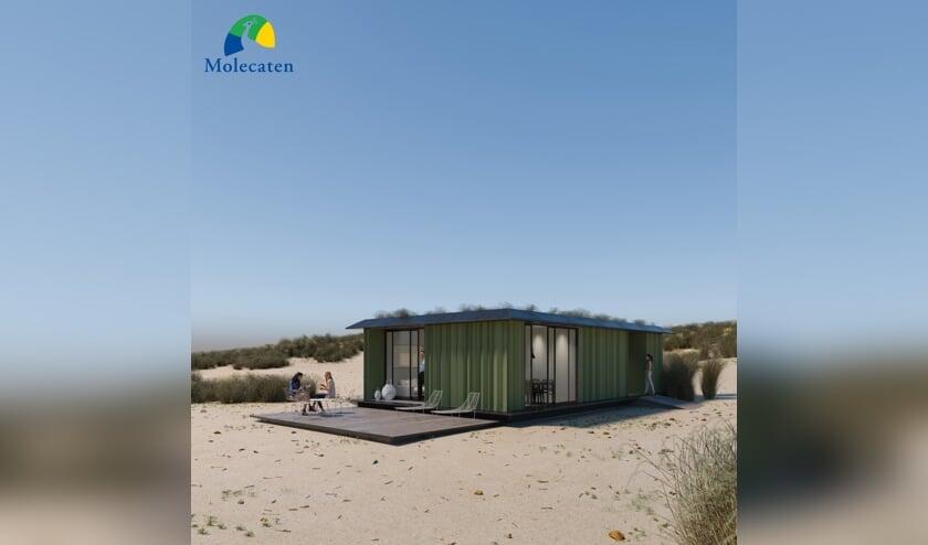 <p>Tussen Groede en Breskens wordt gewerkt aan project Waterdunen.</p>
