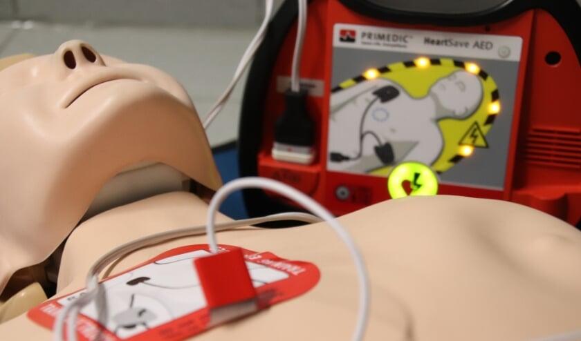 <p>Met AED&#39;s worden levens gered.</p>