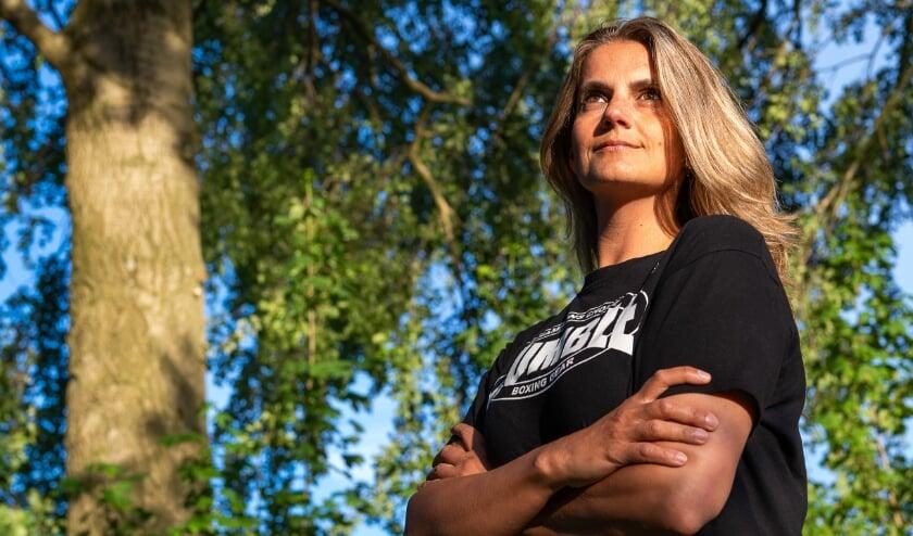 <p>Debora van Velzen. (foto: ArindaFotografie)</p>
