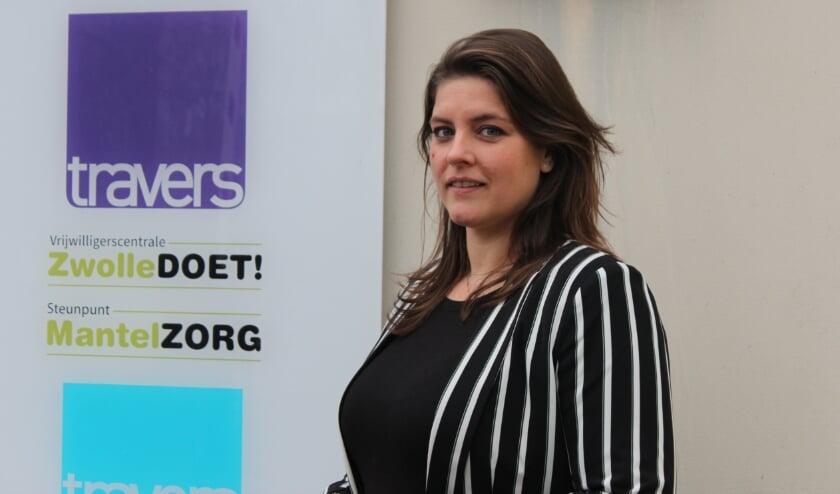 <p>'Iedereen kan Startpunt Informele Zorg vragen om zorg,' zegt coördinator Janneke Kramer.</p>