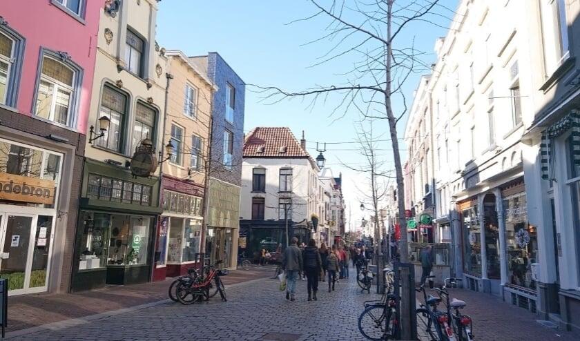 <p>De Nijmeegse binnenstad.</p>