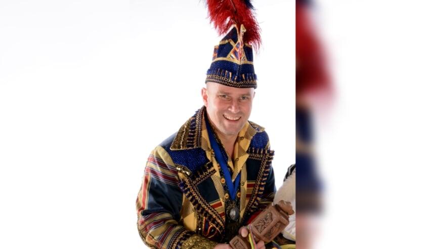 <p>Ad Smits: &quot;Ik kijk terug op een super carnaval met mijn zoon als jeugdprins en samen met vele gezellige carnavalsvierders.&quot;</p>