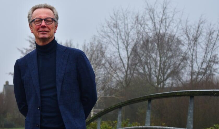 """<p>Bert Klaas: """"Ik wil vooruitkijken naar wat het jaar 2021 ons allemaal zal en kan brengen."""" (Foto: Van Gaalen Media)</p>"""