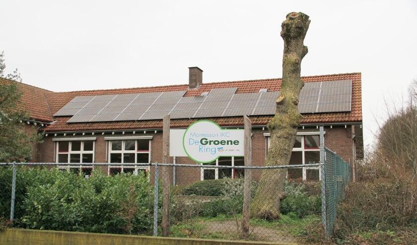 <p>Het gebouw van De Groene Ring in Duiven-Noord, dat over anderhalf jaar wordt gesloten.</p>