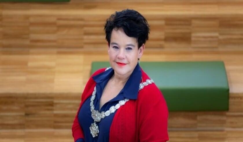 <p>Sharon Dijksma: &ldquo;Utrecht is een stad waar ik energie van krijg en waar ik graag met alles wat ik in me heb voor aan de slag ga.&quot; Foto: Femke van den Heuvel</p>