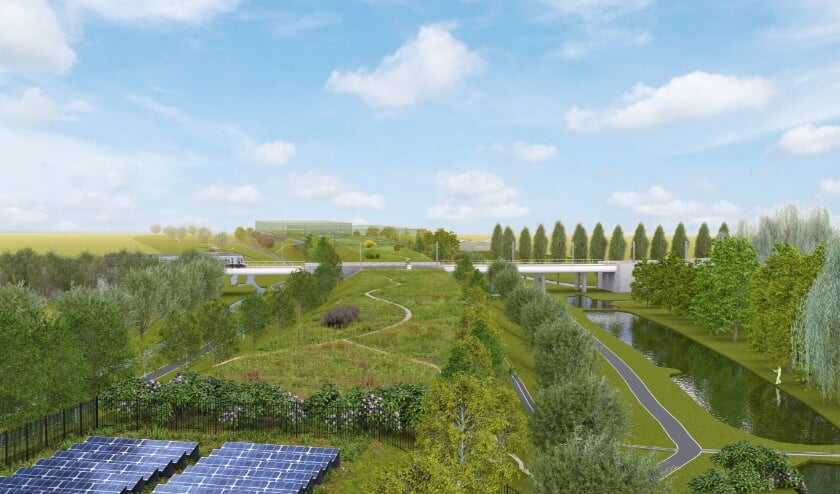 <p>Het gebied wordt omgedoopt tot Amaliapark. (Foto: Priv&eacute;)</p>