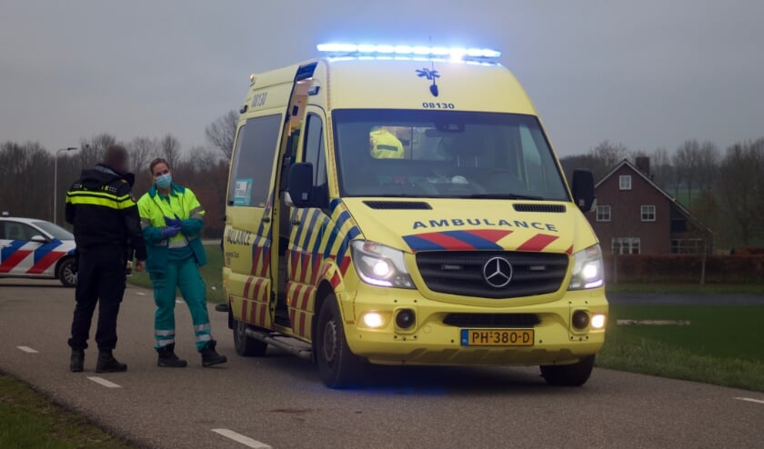 Ongeval Kapel-Avezaath