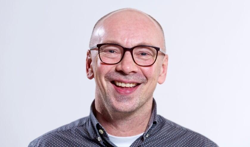 <p>Ondernemer Thedor Hoksbergen. Foto: Robert Aarts</p>