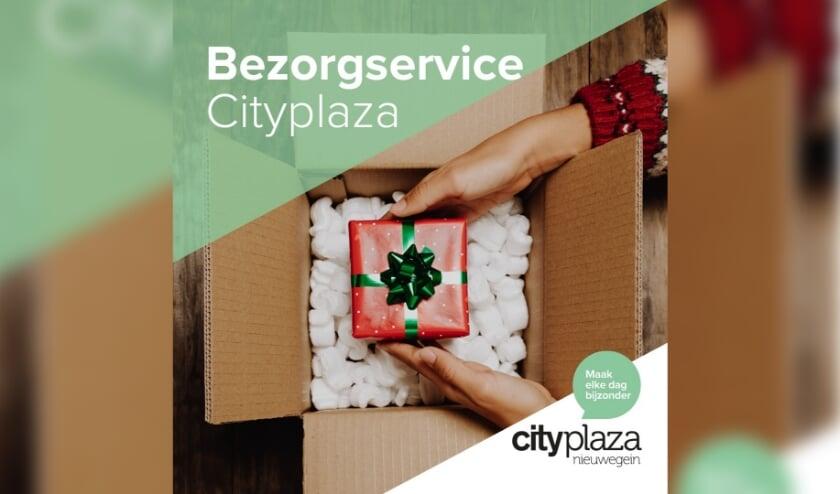 <p><strong>Binnen 48 uur heeft City Plaza een bezorgservice uit de grond gestampt om de lokale ondernemers te helpen met alle kerstbezorgingen.</strong><strong>&nbsp;</strong></p>