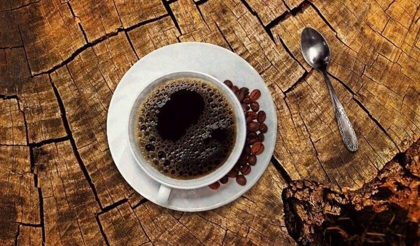 Koffie.
