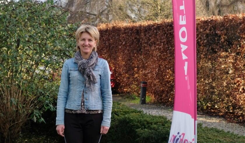 <p>Jenny van der Hoeven bezocht ouderen thuis tijdens de eerste lockdown.&nbsp;</p>