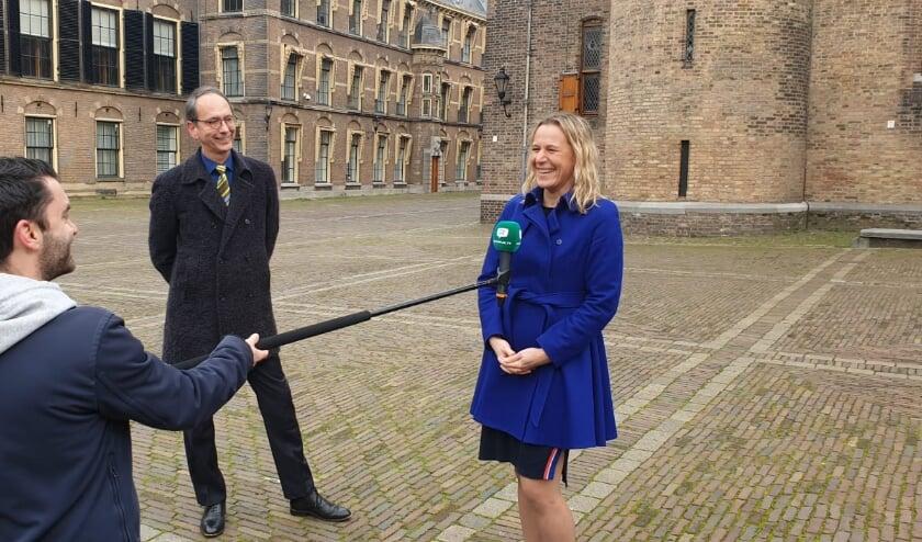 <p>CDA Fractievoorzitter Menno van Enk vond zijn partijgenoot en Tweede Kamerlid Wytska Postma bereid om in een motie aandacht te vragen voor de geluidsoverlast A4. </p>