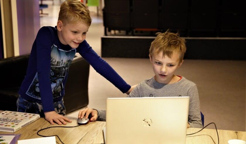 De eerste CoderDojo computerworkshop was volgeboekt, de volgende is op zaterdag 13 februari.