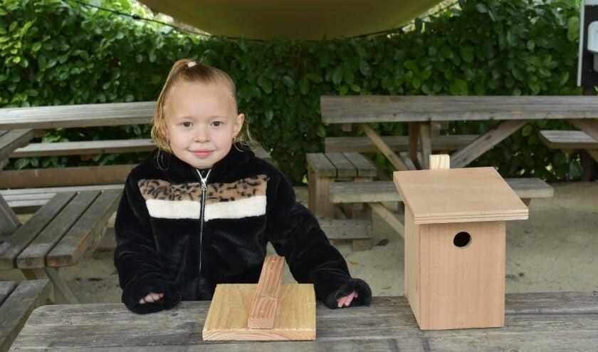<p>De Hof van Seghwaert nodigt kinderen uit de wijk uit om mee te doen aan het initiatief om vogelhuisjes te maken voor de buurt. Foto: RM.</p>