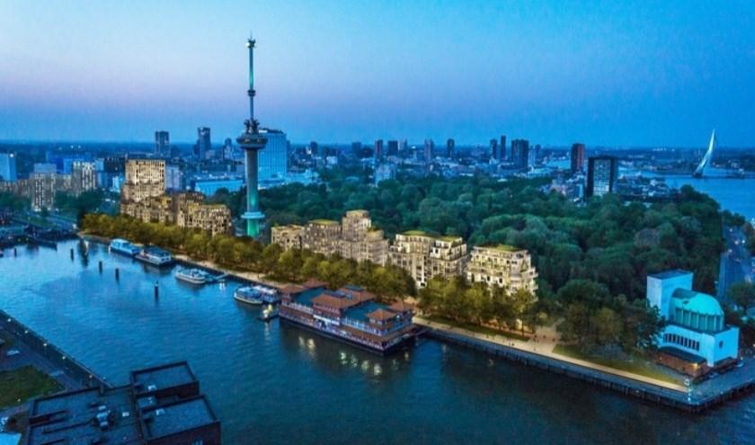 'Wonen aan een park, Rotterdam maakt het mogelijk!'
