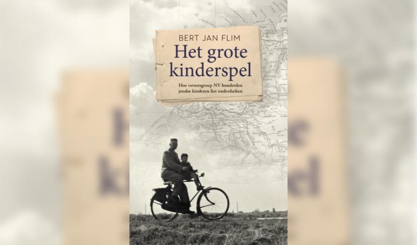 Beeld op de omslag van het boek dat Bert Jan Flim schreef over verzet in Nijverdal tijdens de Tweede Wereldoorlog.