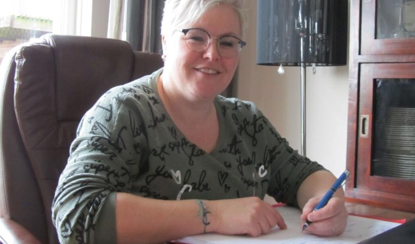Ellen Kusters richt zich na haar burn-out op schrijven.