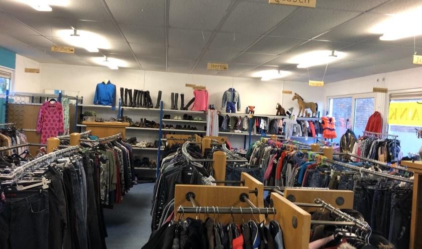 De kledingbank verdient een vaste locatie