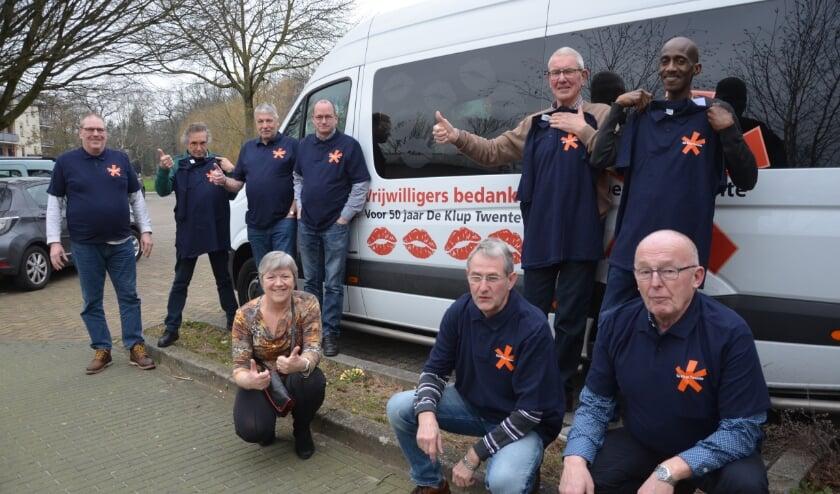 De Klup Twente is naarstig op zoek naar vrijwilligers. (Foto: De Klup)