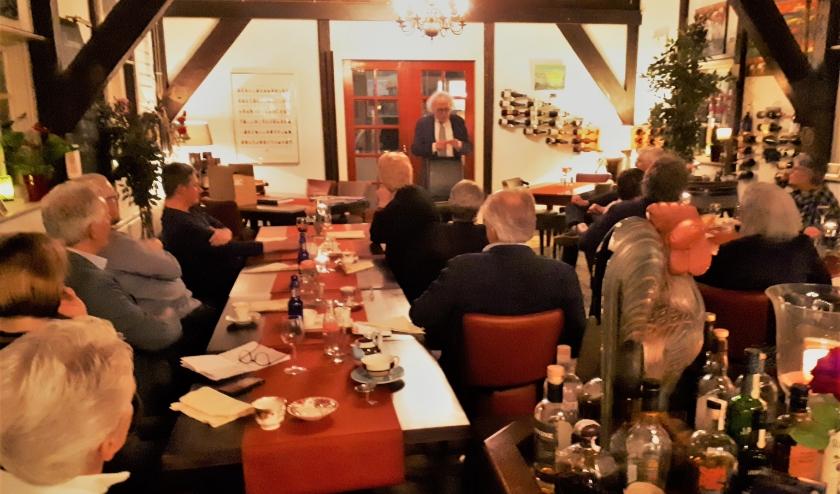 Bert Euser vertelde over Widenhorn tijdens het Verhalenhuis. Op 19 maart is Jaap Kooimans aan de beurt, hij vertelt over Colditz, waar Nederlandse krijgsgevangenen verbleven tijdens WO2