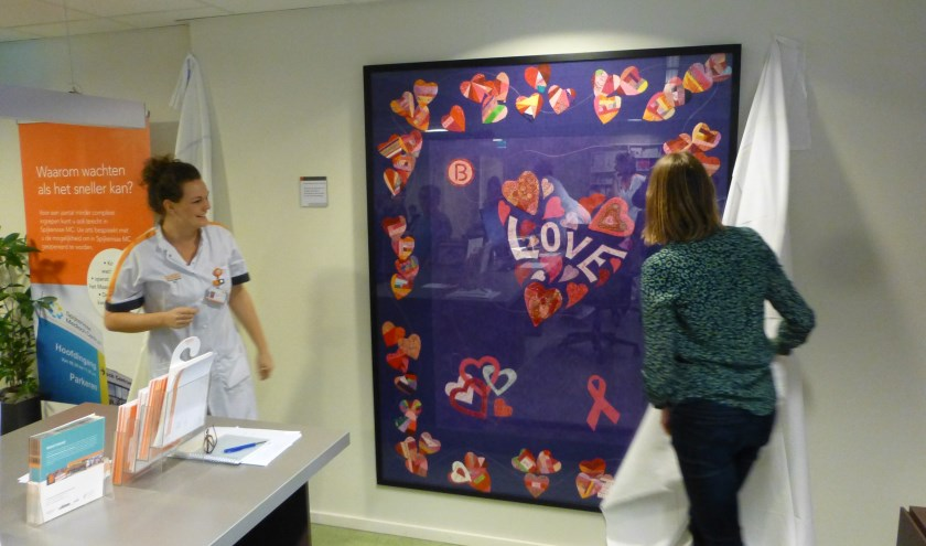 onthulling quilt