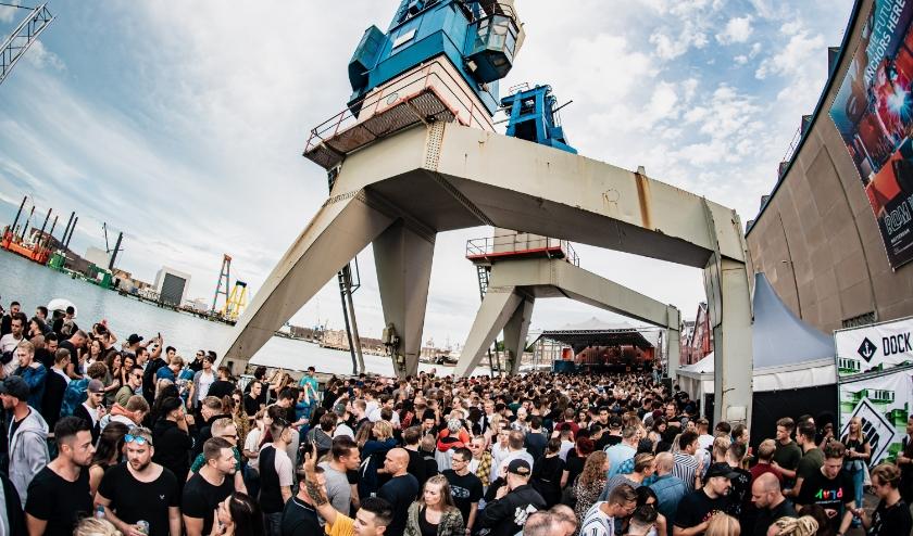 Line-Up Rotterdam Rave bekend. Foto: Jordy Brada