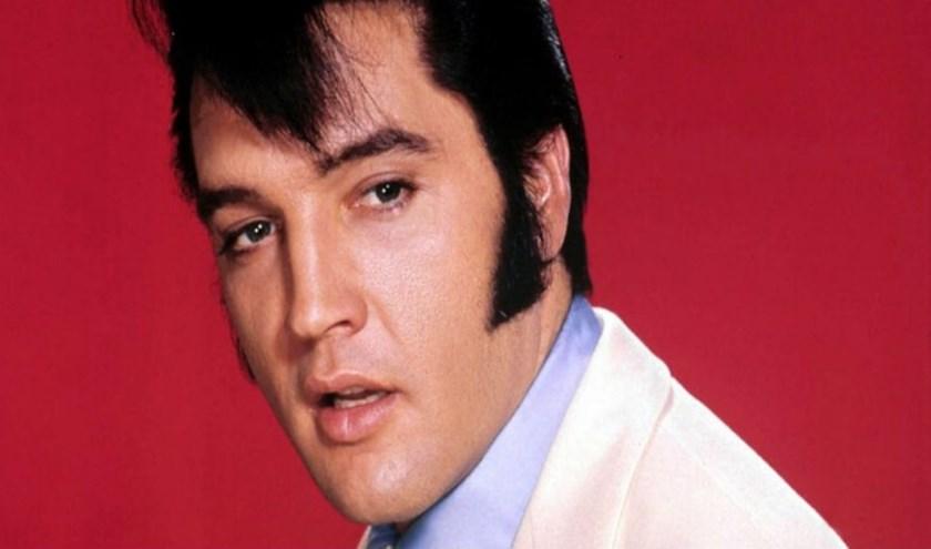 Elvis 'The King of rock 'n' roll Presley herleeft binnenkort in muziekpodium De Azotod in De Meern.