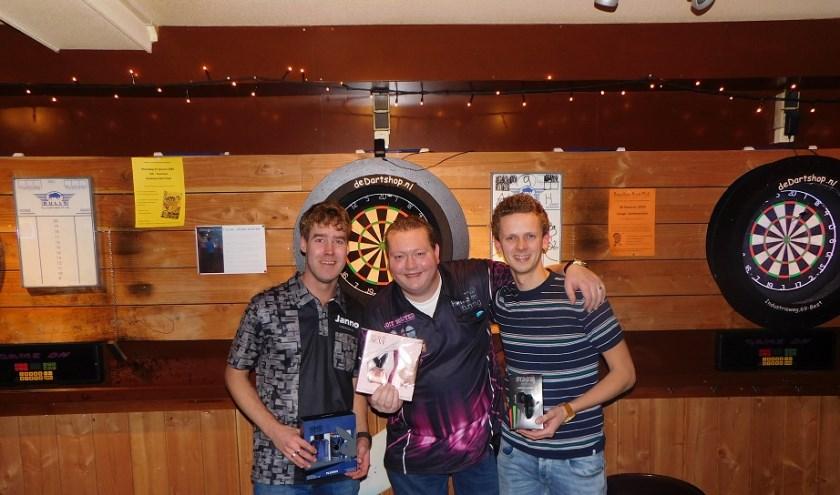 De winnaar van het toernooi was Alfred Willems uit Harderwijk, die voor de tweede keer dit toernooi won.