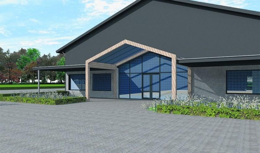 Er komt in het bestaande pand een grote showroom -de grootste in de regio- met veel demo-modellen. (Foto: PR)
