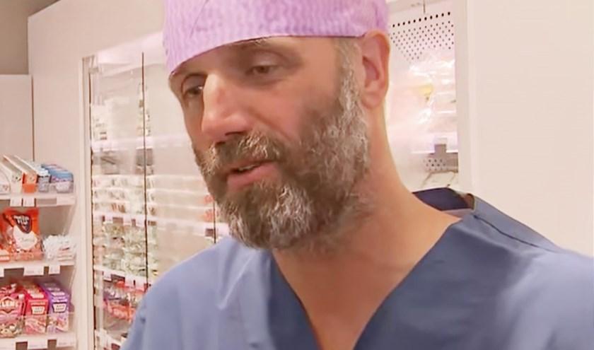 Dave Gonlag, Anesthesiemedewerker, Erasmus MC.