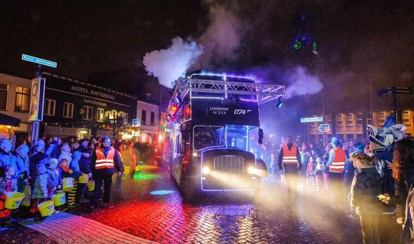 Twentse Lichtparade trekt op vrijdag  21 februari wederom door het centrum van Hengelo. (Foto: PR)