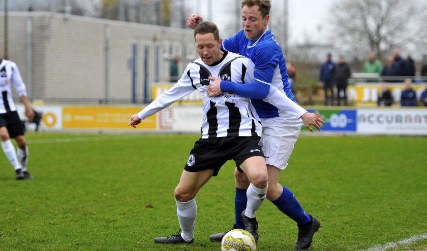 Jurgen Siemerink van Enter Vooruit. (Foto: Henk Pluimers)