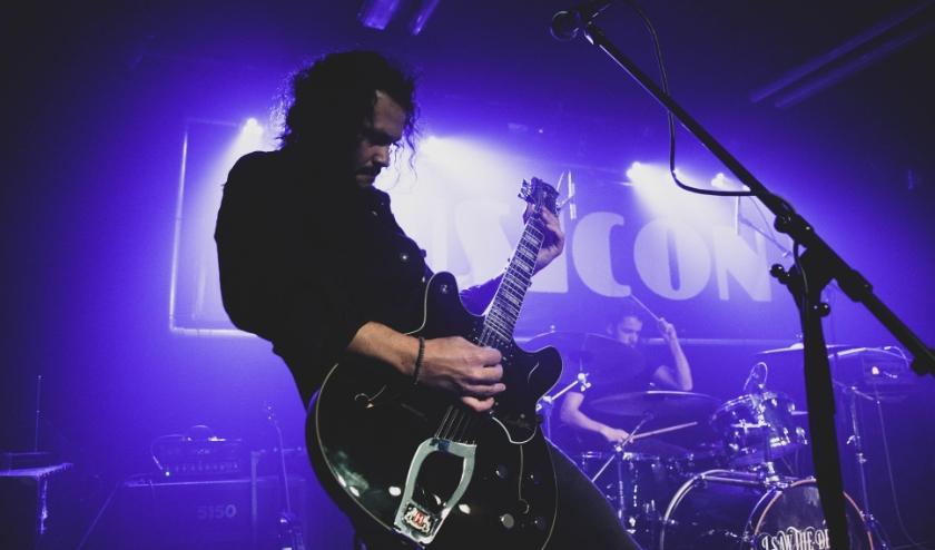 Concerten vinden eerst nog plaats zonder publiek. Ze zijn live te beluisteren via de facebookpagina van Musicon. (Foto: Musicon)