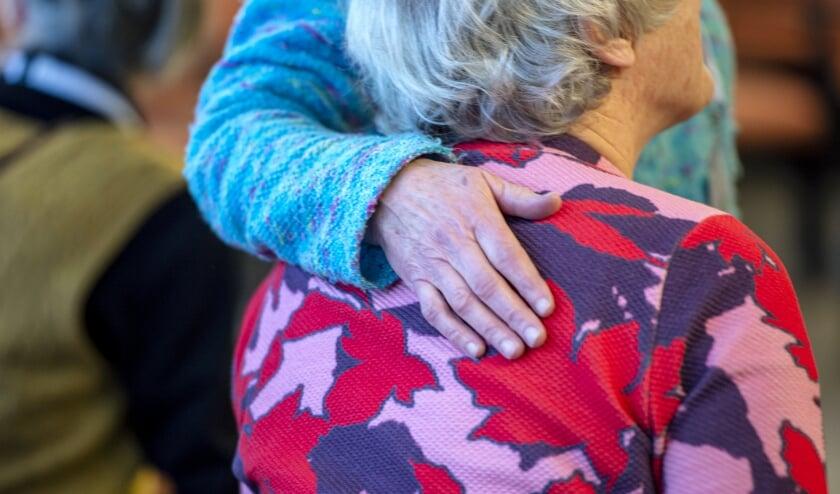 <p>Mensen met dementie of parkinson en hun naasten spelen een hoofdrol in dit concert. (Foto: Zan van Alderwegen)</p>