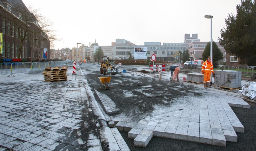 Vanaf maandag 10 februari is de Ripperdastraat weer open voor verkeer.