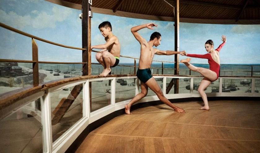 Deze zomer is er weer een danscursus bij de Dutch Don't Dance Division.