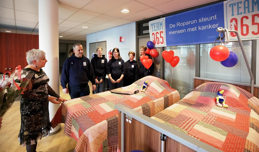 Stichting Roparun heeft in Nederland al ruim 700 van deze bedden toegekend, met een totale waarde van zo'n 2 miljoen euro.