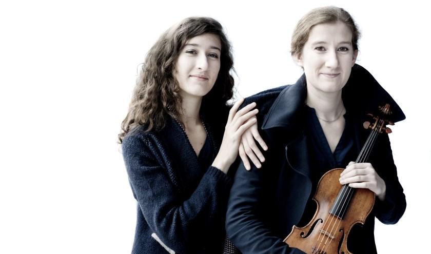Maria & Nathalia Milstein