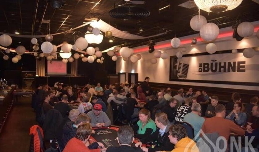 <p>Hoe een voorronde ONK Poker er voor maart 2021 nog uitzag.</p>