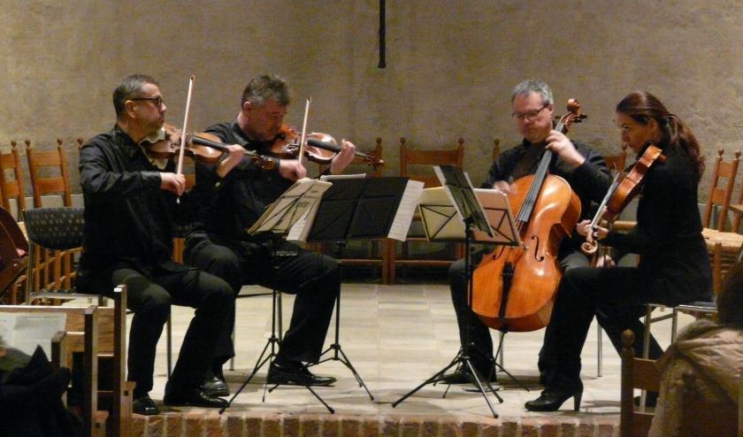 Tsjechische M. Nostitz Strijkkwartet