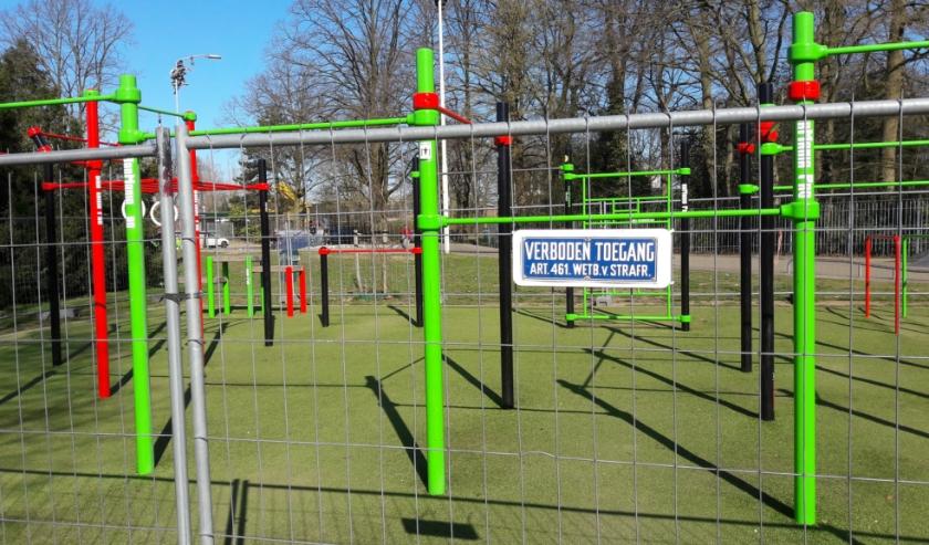 Het is te druk in het Goffertpark. De gemeente gaat over tot gedeeltelijke sluiting van het park.