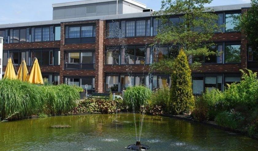 Een gebouw van Zonnehuisgroep Vlaardingen.