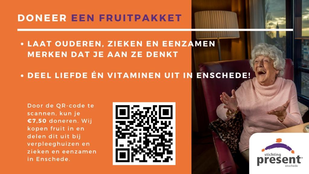 Advertentie Fruitactie  © DPG Media