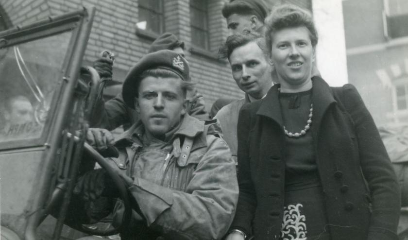 De bevrijding van Overijssel. (Foto Historisch Centrum Overijssel)