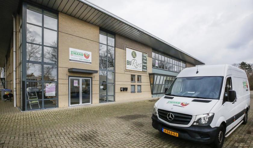 De Valkenswaardse voedselbank heeft het druk nu er vanwege het coronavirus minder binnenkomt. Foto: Archief/Jurgen van Hoof.