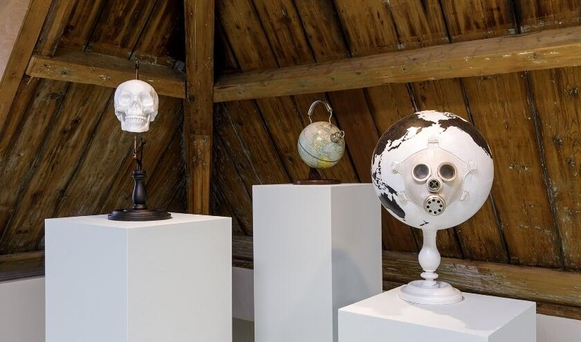 <p>Het Stedelijk Museum Schiedam heeft drie beelden aangekocht van Theo Gootjes. (Foto: Aad Hoogendoorn)</p>