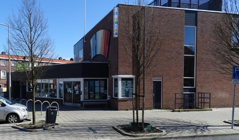"""Wijkcentrum De Erker sloot 14 maart de deuren. Wanneer die weer open gaan? """"Geen idee"""". (foto: DPG/gsv)"""
